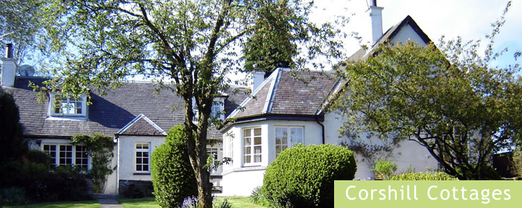 Corshill Cottages Self Catering Corshill Barn Apartments